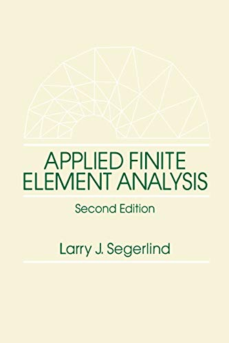 9780471806622: Applied Finite Element Analysis