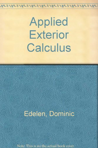 9780471807735: Applied Exterior Calculus