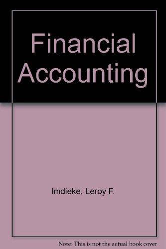 9780471808299: Financial Accounting