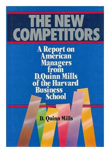 9780471810261: New Competitors: Report on American Managers