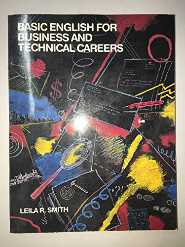 9780471810773: Basic English for Business and Technical Careers
