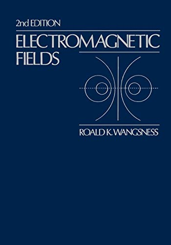 9780471811862: Electromagnetic Fields, 2nd Edition