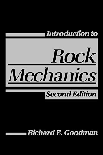 9780471812005: Introduction to Rock Mechanics