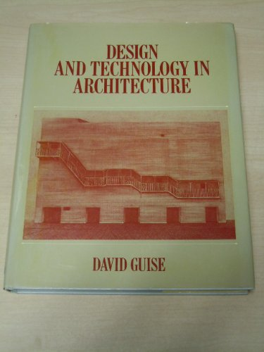 9780471812067: Design and Technology in Architecture