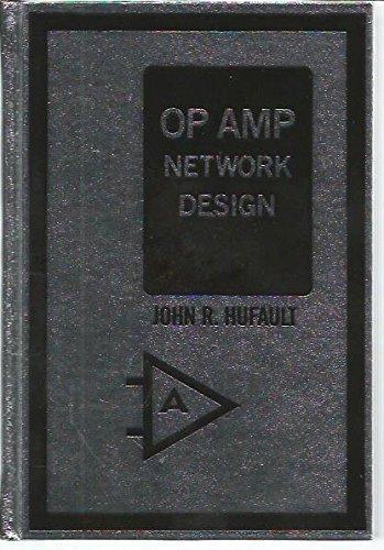 9780471813279: OP AMP Network Design