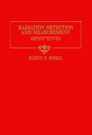 9780471815044: Radiation Detection and Measurement, 2nd Edition