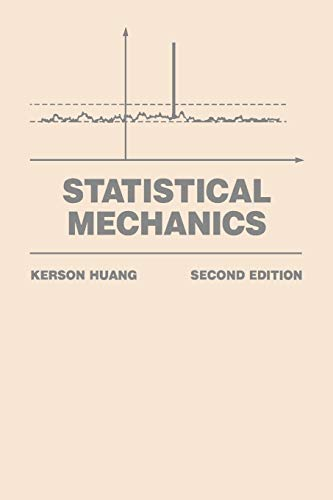 9780471815181: Statistical Mechanics 2E