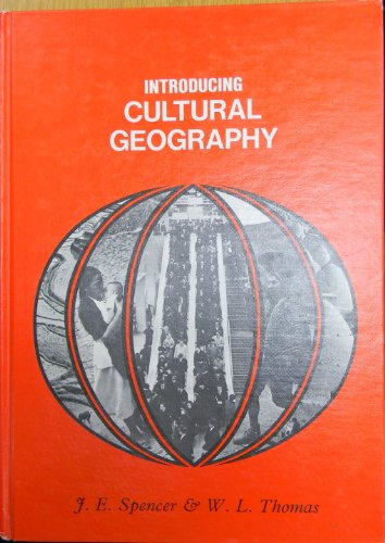9780471816300: Introducing cultural geography