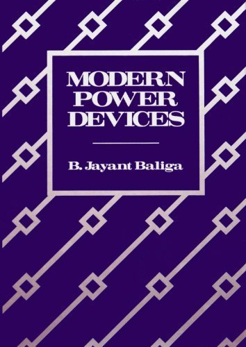 9780471819868: Modern Power Devices