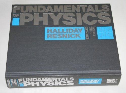9780471819950: Fundamentals of Physics