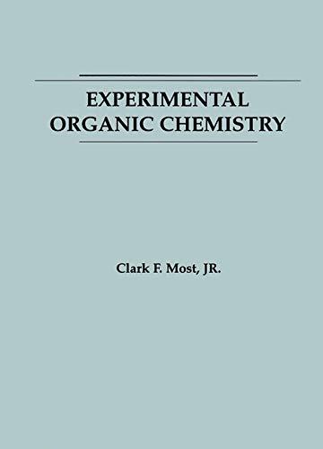 9780471820437: Experimental Organic Chemistry