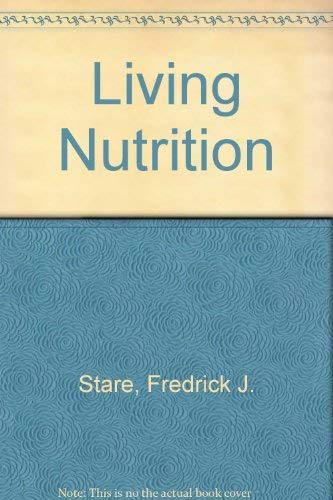 9780471820758: Living Nutrition