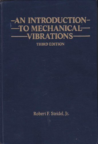 9780471820918: Introduction to Mechanical Vibrations