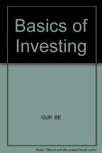 9780471821465: Basics of Investing