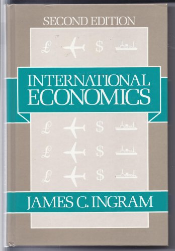 9780471821489: International Economics
