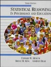 9780471821885: Statistical Reasoning in Psychology and Education