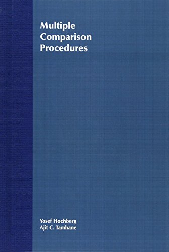 9780471822226: Multiple Comparison Procedures (Wiley Series in Probability and Statistics)
