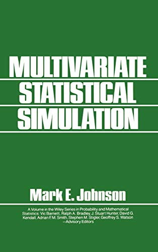 9780471822905: Multivariate Statistical Simulation (Wiley Series in Probability and Statistics)