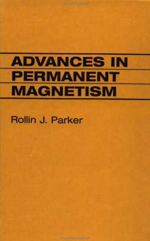 9780471822936: Advances in Permanent Magnetism
