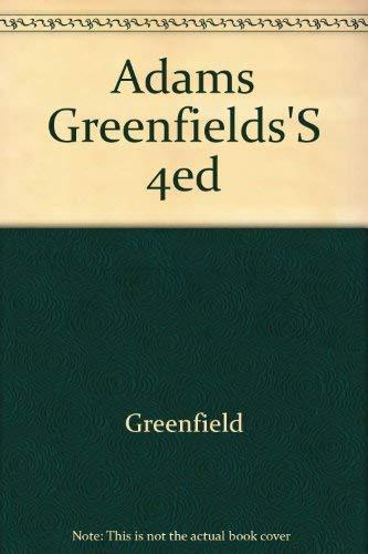 9780471823070: Adams Greenfields'S 4ed