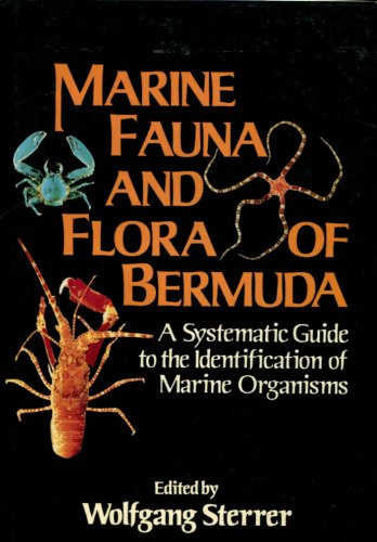 9780471823360: Marine Fauna and Flora of Bermuda: A Systematic Guide to the Identification of Marine Organisms
