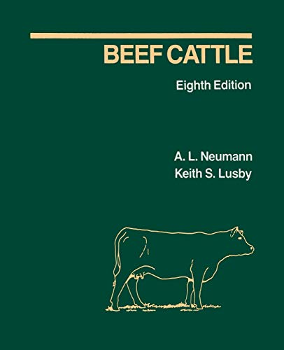 9780471825357: Beef Cattle