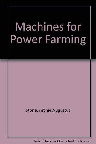 9780471825562: Machines for Power Farming