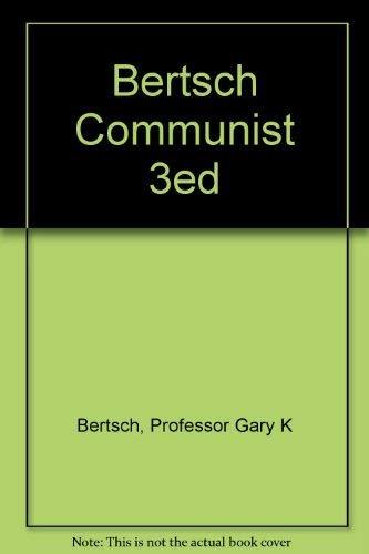 9780471826729: Bertsch Communist 3ed