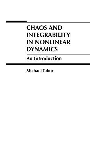 9780471827283: Chaos and Integrability in Nonlinear Dynamics: An Introduction