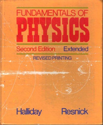 9780471827702: Fundamentals of Physics