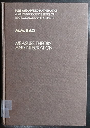 9780471828228: Measure Theory and Integration