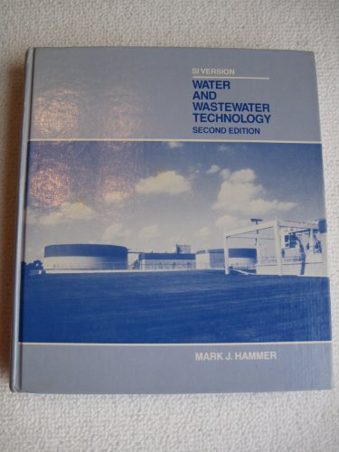 9780471829614: Water and Wastewater Technology