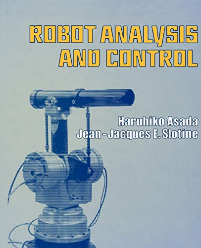 9780471830290: Robot Analysis and Control