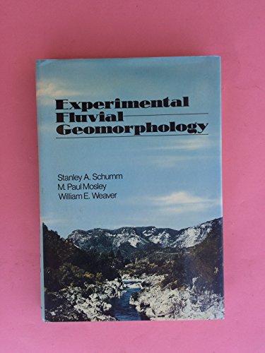 9780471830771: Experimental Fluvial Geomorphology