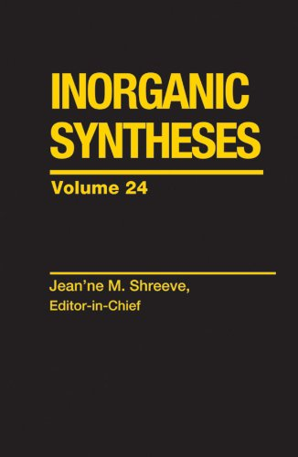 Inorganic Syntheses, Volume 24
