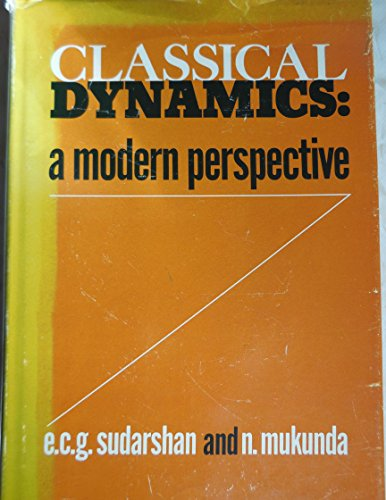 9780471835400: Classical Dynamics: A Modern Perspective