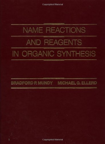 9780471836261: Name Reactions and Reagents in Organic Synthesis