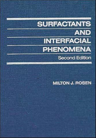 9780471836513: Surfactants and Interfacial Phenomena