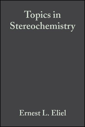 9780471838104: Topics in Stereochemistry (Volume 16)