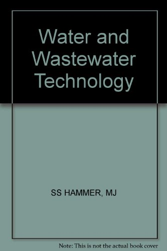9780471838289: Water and Wastewater Technology