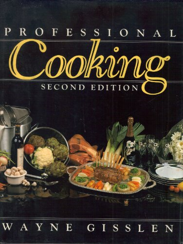 9780471838494: Professional Cooking