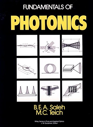 9780471839651: Fundamentals of Photonics (Wiley Series in Pure and Applied Optics)