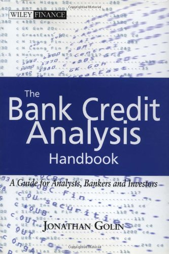 9780471842170: The Bank Credit Analysis Handbook: A Guide for Analysts, Bankers and Investors