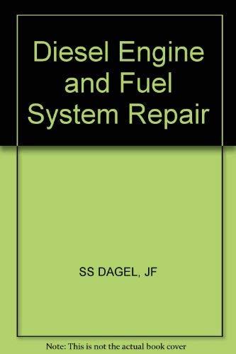 9780471842576: Diesel Engine and Fuel System Repair