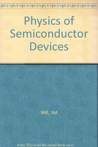 9780471842958: Physics of Semiconductor Devices