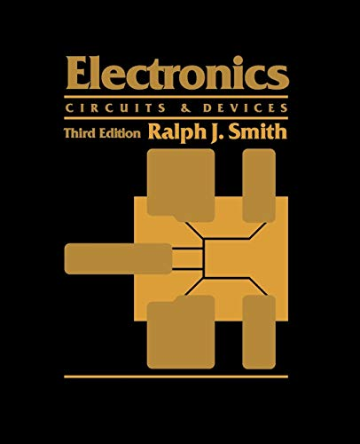 Electronics 9780471844464 Latest edition of a popular text presents a modern introduction to electronics. Revisions include increased coverage of FETs Clampers, d