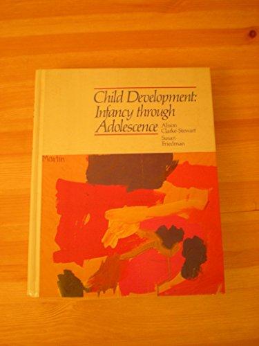 9780471844938: Child Development: Infancy through Adolescence
