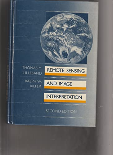9780471845171: Remote Sensing and Image Interpretation