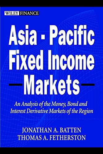 9780471845775: Asia-Pacific Fixed Income Markets: An Analysis of the Money, Bond, and Interest Derivative Markets of the Region