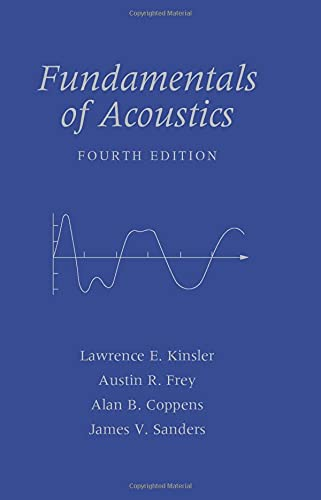 9780471847892: Fundamentals of Acoustics